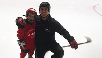 Private Ice Skating Lessons & Personal One-on-One Hockey Training