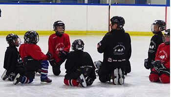 Ice Skating Lessons, Hockey Drills & Off-Ice Hockey Training for Kids