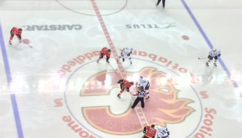 A View From the Press Box: Flames vs. Kings