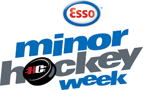 2018 Esso Minor Hockey Week In Full Swing!